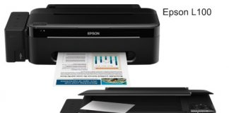Epson L100 si L200