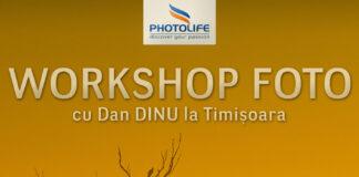 Workshop foto cu Dan Dinu la Timisoara
