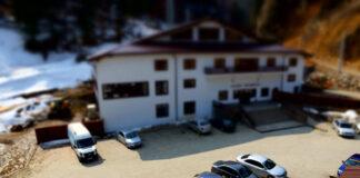 Imagine cu efect de miniatura, cu Sony A77