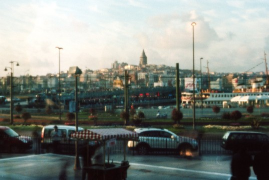 Pinhole in Istanbul
