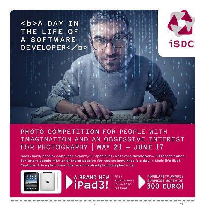 Concurs foto ISDC