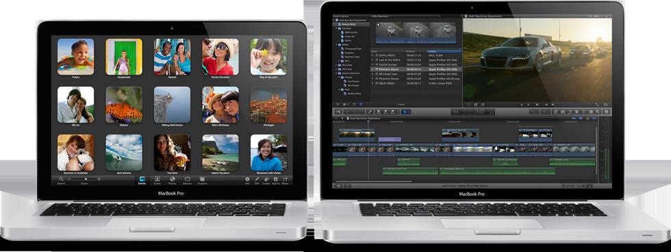 Noua generatie Apple MackBook Pro