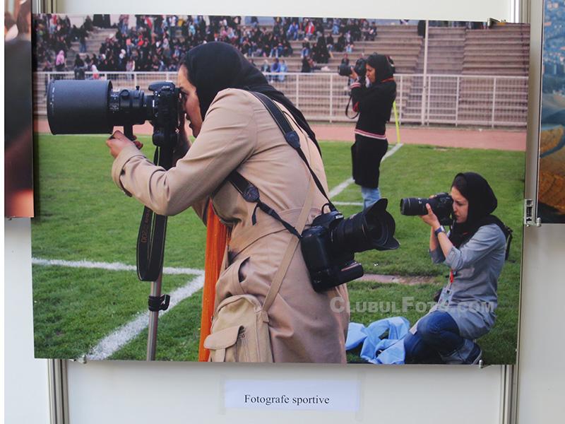 Fotojurnalism sportiv in Iran