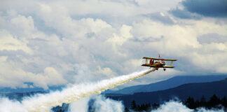 Cum sa fotografiezi avioane la spectacolele aviatice