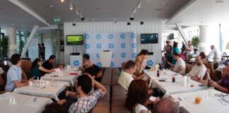 Evenimentul de lansare al noilor imprimante HP