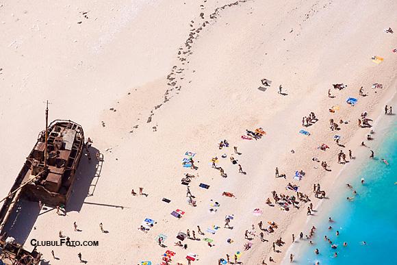 Plaja de la Navagio