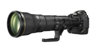 Nikon 800mm f56 VR