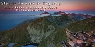 Sfarsit de Vara in Fagaras