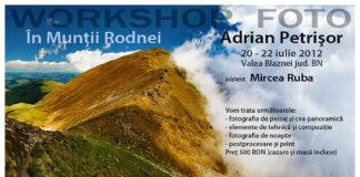 Workshop foto in Muntii Rodnei