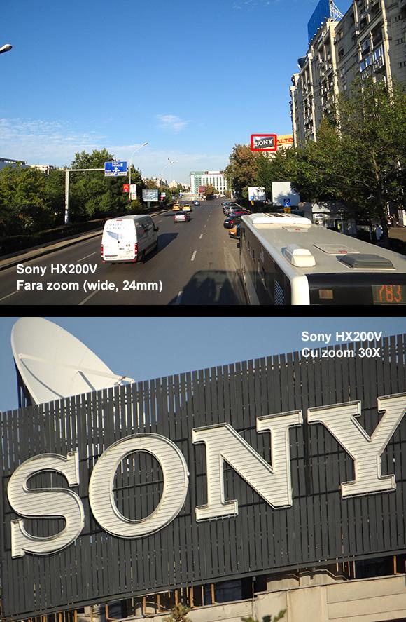 Sony HX200V Zoom 30x