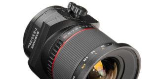 Samyang T-S 24mm f/3.5 Tilt And Shift
