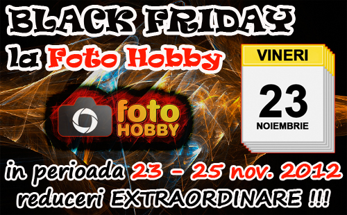 Black Friday Foto Hobby