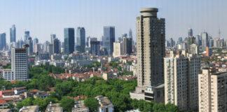 Shanghai: Cea mai mare fotografie din lume