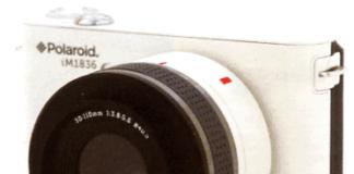 Primul Mirrorless cu Android - Polaroid iM1232