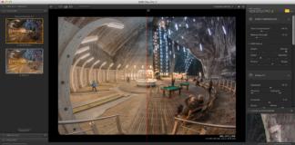 Una din imaginile de la Salina Turda, prelucrata in HDR Efex Pro 2
