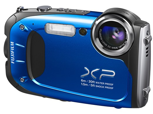 Fuji XP60 aparat foto subacvatic
