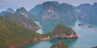 Ha Long Bay, Vietnam. Foto: Gavriel Jecan