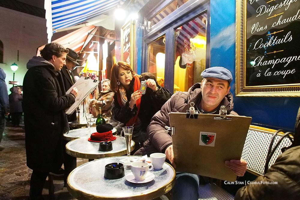 In Paris alaturi de Olympus OM-D