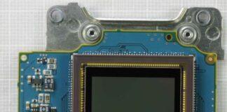 Senzorul CMOS al lui Nikon D5200