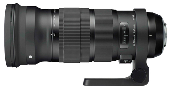 Sigma 120-300mm f2.8 DG OS HSM