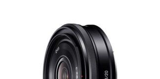 Sony 20mm f/2.8 pentru NEX