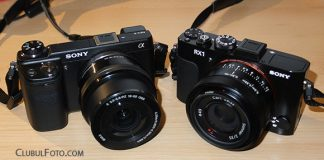 Sony RX1 vs Sony NEX-6