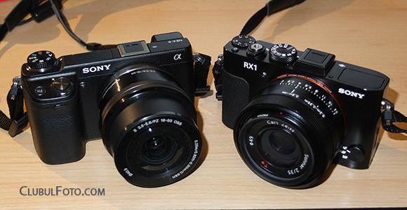 Sony RX1 vs Sony NEX-6