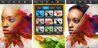 Adobe Photoshop Touch pentru smartphone