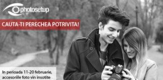 Photosetup lanseaza campania Gaseste-ti Perechea