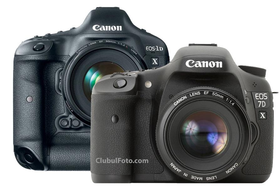 Canon 7D X / 7D Mark II ar putea fi similar lui EOS 1X?