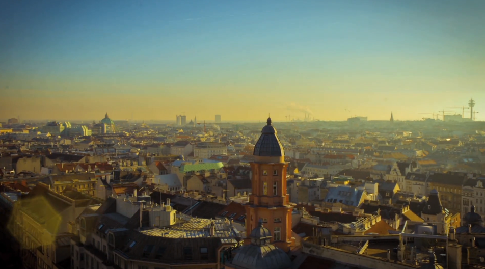 Timelapse in Viena