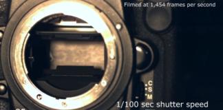 Obturatorul lui Nikon D3S