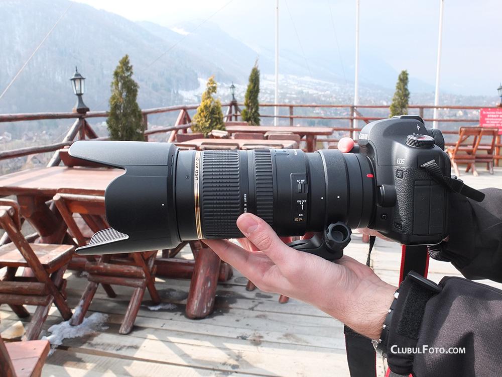 Tamron 70-200mm f/2.8 VC USD 6