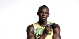 Usain Bolt - imaginea Samsung NX300 in lume