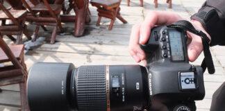 Tamron 90mm f/2.8 VC Macro 1:1