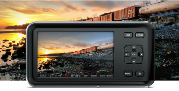 BlackMagic Mirrorless Full HD