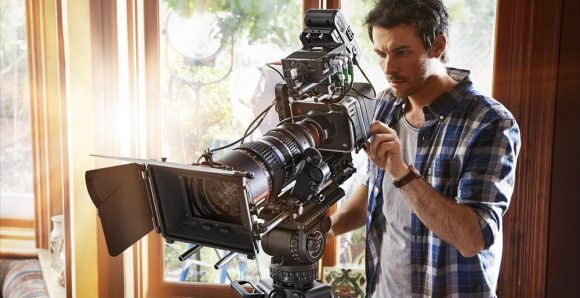 Blackmagic Production Cinema 4k