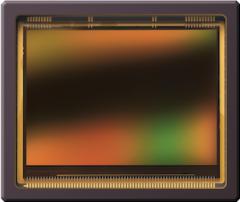 Senzorul de 70 megapixeli