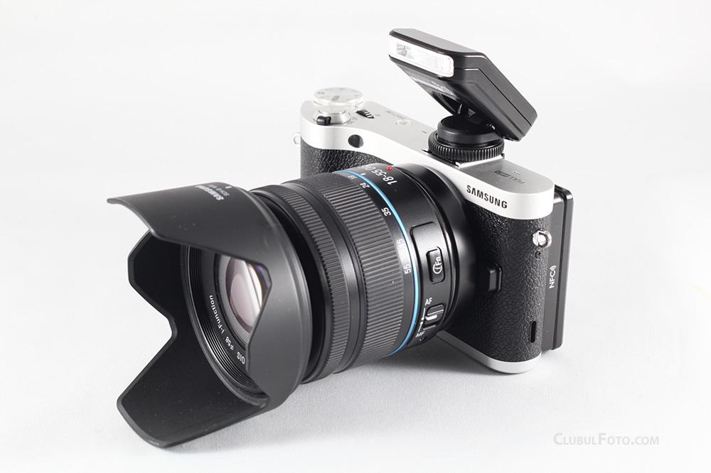Test Samsung NX300