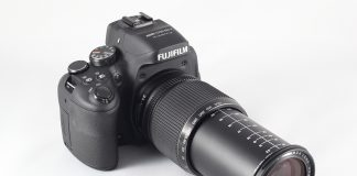 Fuji HS50 - bridge cu zoom 42x