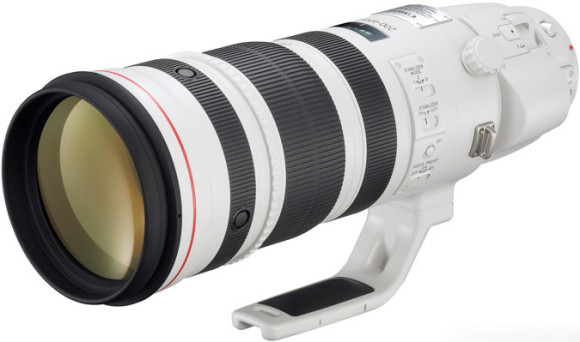 Canon 200-400mm f/14 L IS USM