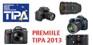 Premiile TIPA 2013