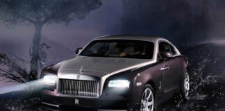 Rolls-Roice Wraith