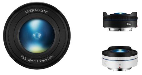 Samsung 10mm f3.5 fisheye
