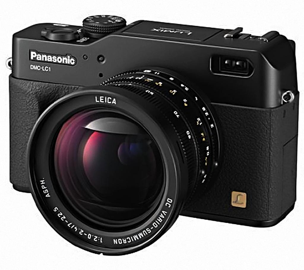 Panasonic LC1, conceptul de design ce va sta la baza noului GX7