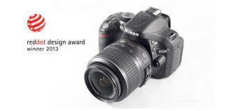 Nikon D5200 premiat la Red Dot