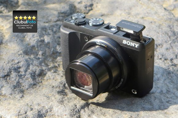 Sony HX50 in test