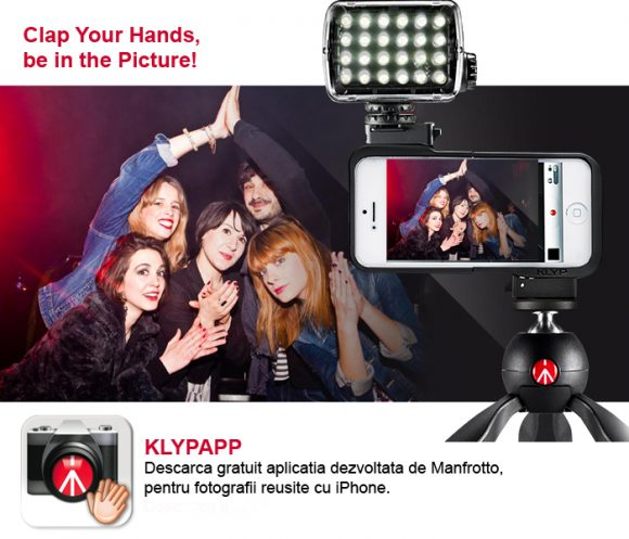 Manfrotto KLYPAPP