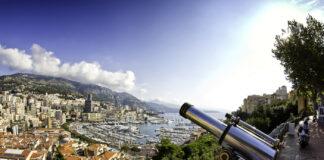 """Monte Carlo dintr-o """"perspectiva"""" noua: cu obiectivul Fisheye"""