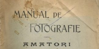Manual de fotografie de la 1913